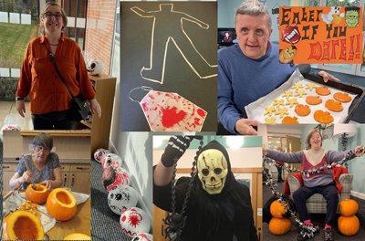 Virtual Halloween still oozes with fun