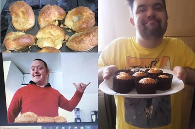 Parkhead serves up virtual cookery fun