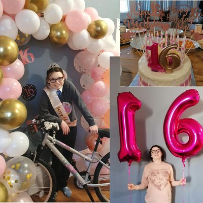 Sweet 16 party full of surprises